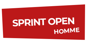 Sprint Open Homme
