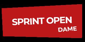 Sprint Open Dame